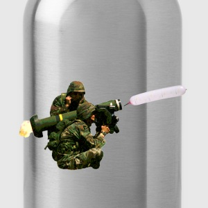 D.F.A. Designs - Javelin Balloon - Water Bottle