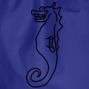 sea_horse T-shirts - Gymtas
