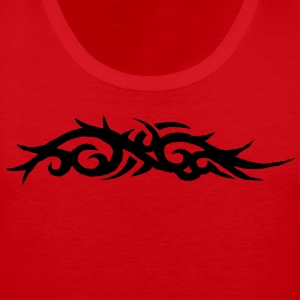 tribal tattoo T-Shirts - Men's Premium Tank Top