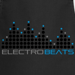 electro_beat_001 T-Shirts - Cooking Apron