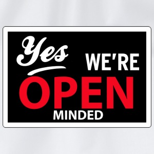 yes we are open minded T-shirts - Gymnastikpåse