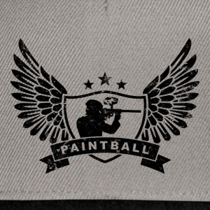 paintball T-Shirts - Snapback Cap