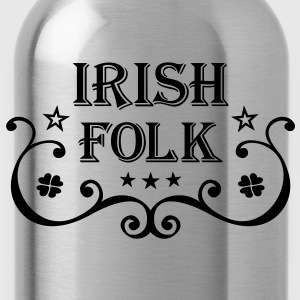 Irish Folk Music Irland Musik T-Shirts  - Trinkflasche