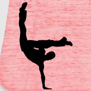 Breakdance T-shirts - Vrouwen tank top van Bella