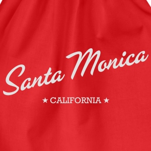 Santa Monica T-Shirt - Turnbeutel