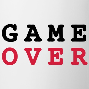 Game Over T-Shirts - Mug