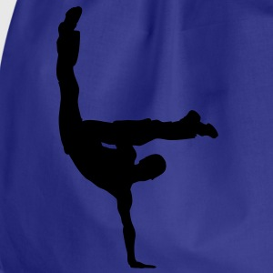 Breakdance T-Shirts - Turnbeutel