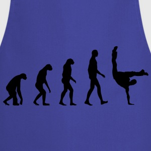 Evolution Breakdance Camisetas - Delantal de cocina
