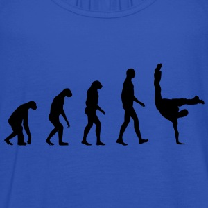 Evolution Breakdance T-shirts - Dame tanktop fra Bella