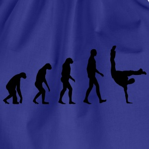 Evolution Breakdance T-Shirts - Turnbeutel
