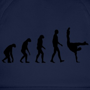 Evolution Breakdance T-skjorter - Baseballcap