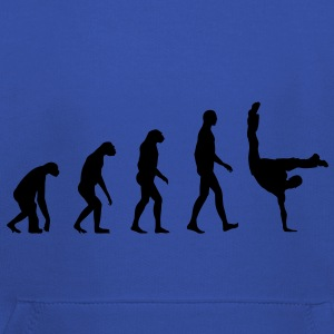 Evolution Breakdance T-Shirts - Kinder Premium Hoodie