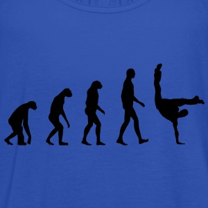 Evolution Breakdance T-shirts - Vrouwen tank top van Bella
