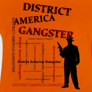 district america gangster T-shirts - Baby-T-shirt