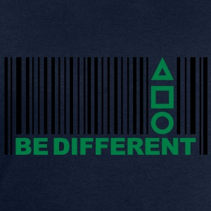 Be Different - Barcode - Strichcode - Symbole T-Shirts - Männer Sweatshirt von Stanley & Stella
