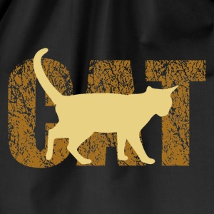 cat T-Shirts - Sacca sportiva