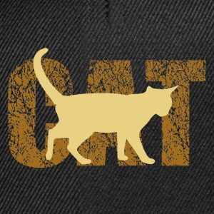 cat T-Shirts - Snapback Cap