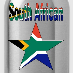 South African Star Men's T-Shirt - Water Bottle