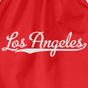 Los Angeles T-Shirt - Turnbeutel