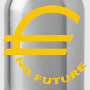 euro no future design Tee shirts - Gourde