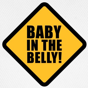 Baby in the belly T-Shirts - Baseballcap