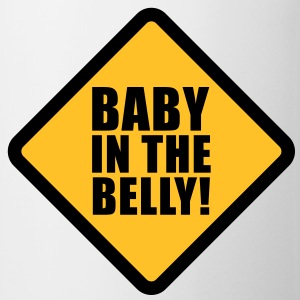 Baby in the belly T-Shirts - Mug