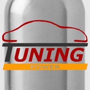 tuning power T-Shirts - Water Bottle