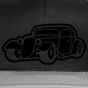 1 colors - Hot Rod Oldtimer Custom Cars Automobil Tuning T-shirts - Snapbackkeps