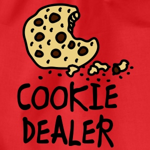 cookie_dealer T-shirt - Sacca sportiva
