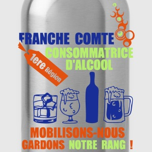 franche comte 1ere region alcool2 Tee shirts - Gourde