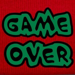 Game Over T-Shirts - Winter Hat