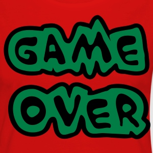 Game Over T-Shirts - Women's Premium Longsleeve Shirt