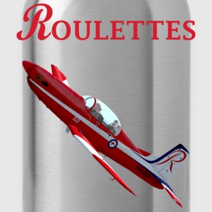 Roulettes PC-9 T-shirt - Water Bottle