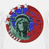 United States Of America statue of liberty T-Shirts - Men's T-Shirt