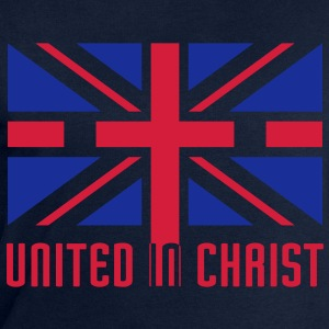 United In Christ T-Shirts - Men's Sweatshirt by Stanley & Stella
