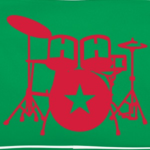 drums T-shirts - Retro-tas