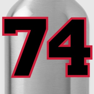 number74 T-Shirts - Trinkflasche