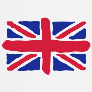 UK | GB | Union Jack | Art T-Shirts - Förkläde
