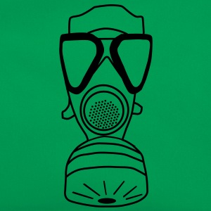 gas mask T-Shirts - Retro Bag