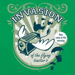 Toast Invasion - Retro Tasche