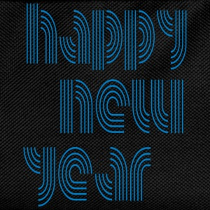 Happy New Year T-Shirts - Kinder Rucksack
