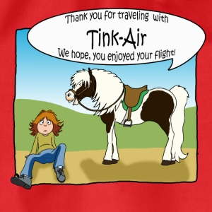 Tink-Air T-Shirts - Turnbeutel