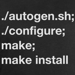 ./autogen.sh; ./configure; make; make install - Men's Sweatshirt by Stanley & Stella