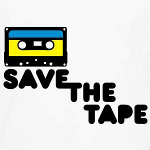 Save the tape Tee shirts - T-shirt manches longues Premium Homme