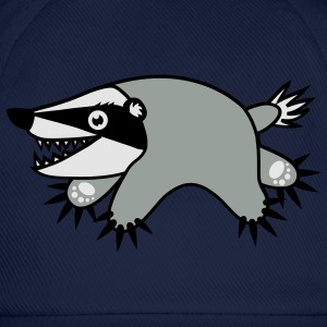 swissarmybadger_sp2 T-Shirts - Baseball Cap