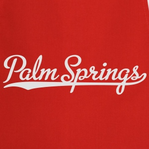 Palm Springs T-Shirt - Förkläde