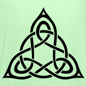 triquetra variation - Women's Tank Top by Bella
