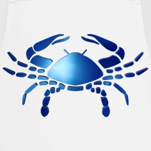 Zodiac Cancer The Crab 14 July – 21 July T-Shirts - Cooking Apron