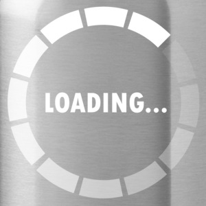 Ajax Loader - loading - waiting Tee shirts - Gourde