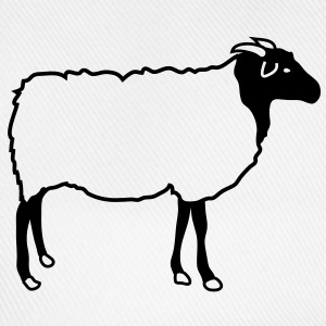 Sheep T-Shirts - Baseball Cap